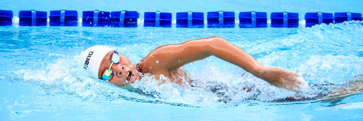 Swimming to lower blood pressure naturally