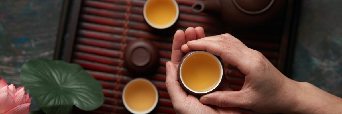 Green tea can lower blood pressure in the long run